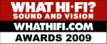 What Hi Fi Awards Winner 2009