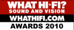 What Hi Fi Awards Winner 2010