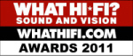 What Hi Fi Awards Winner 2011