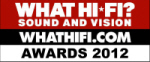 What Hi Fi Awards Winner 2012
