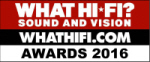 What Hi Fi Awards Winner 2016