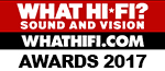 What Hi Fi Awards Winner 2017