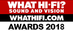 What Hi Fi Awards Winner 2018