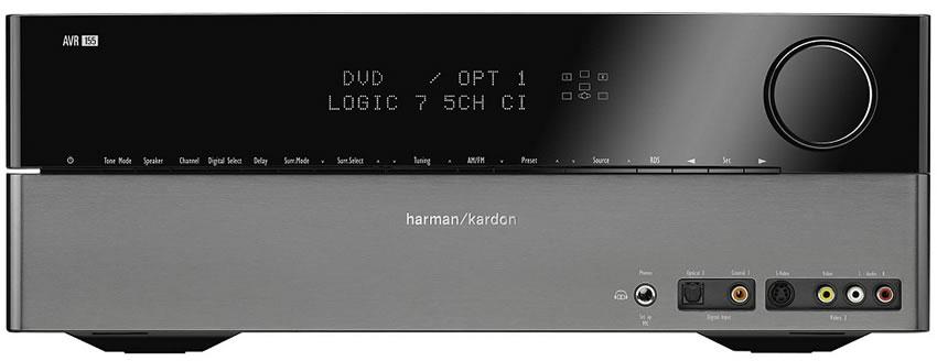 -HARMAN KARDON AVR155 RECEIVER