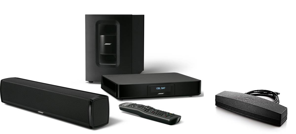 bose cinemate 120 add speakers
